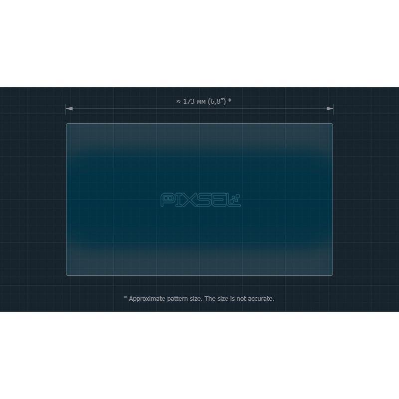 Защитное стекло на монитор Audi Q2