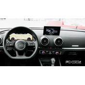 Защитное стекло на монитор Audi A3
