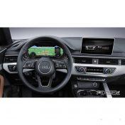 """Защитное стекло на монитор Audi A4 / S4 7"""""""