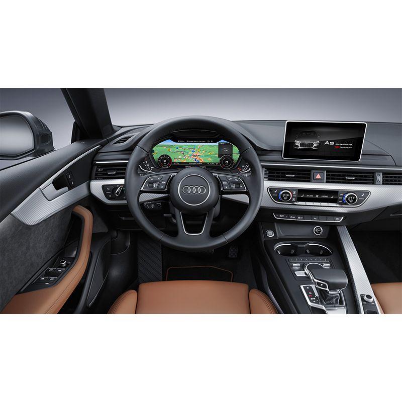 Защитное стекло на приборную панель Audi A5 / S5