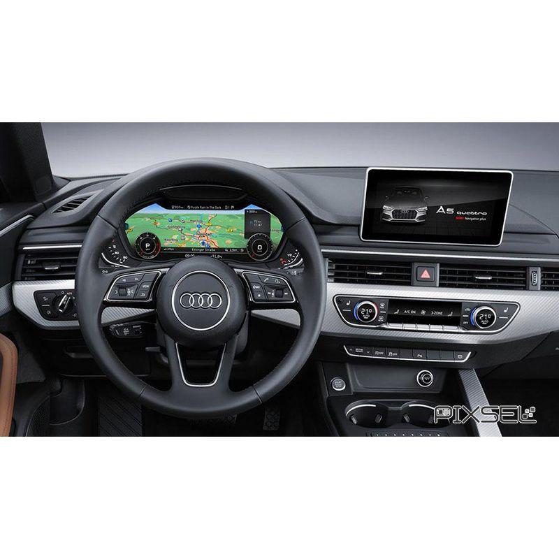 Защитное стекло на монитор Audi A5 / S5 7″
