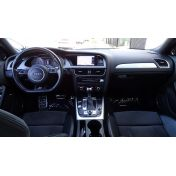 Защитное стекло на монитор Audi A4 / S4