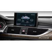 Защитное стекло на монитор Audi A6 / S6
