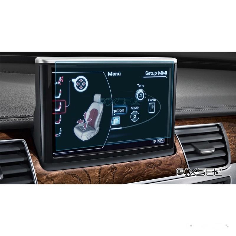 Защитное стекло на монитор Audi A8 / S8