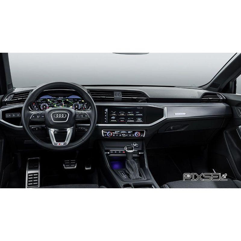 Защитное стекло на монитор Audi Q3 / RSQ3