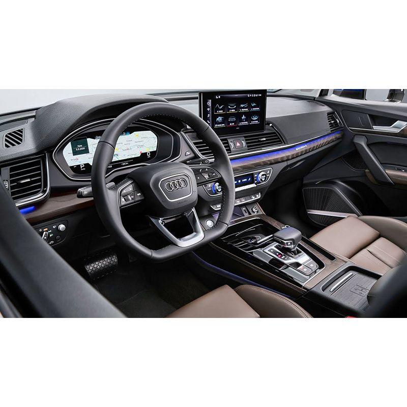 Защитное стекло на панель приборов для Audi Q5