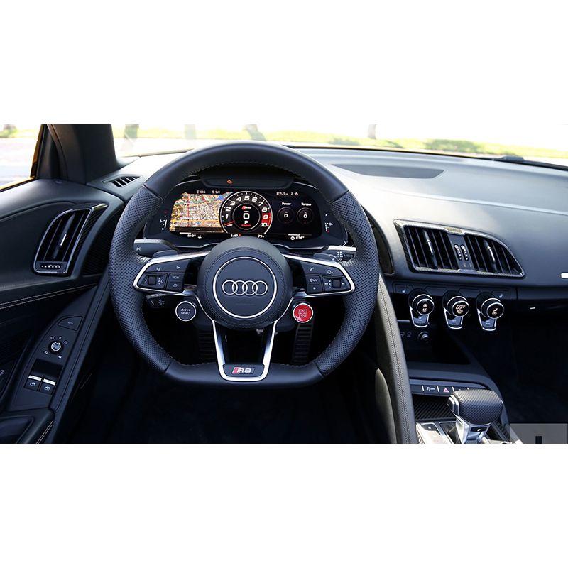 Защитное стекло на приборную панель Audi R8