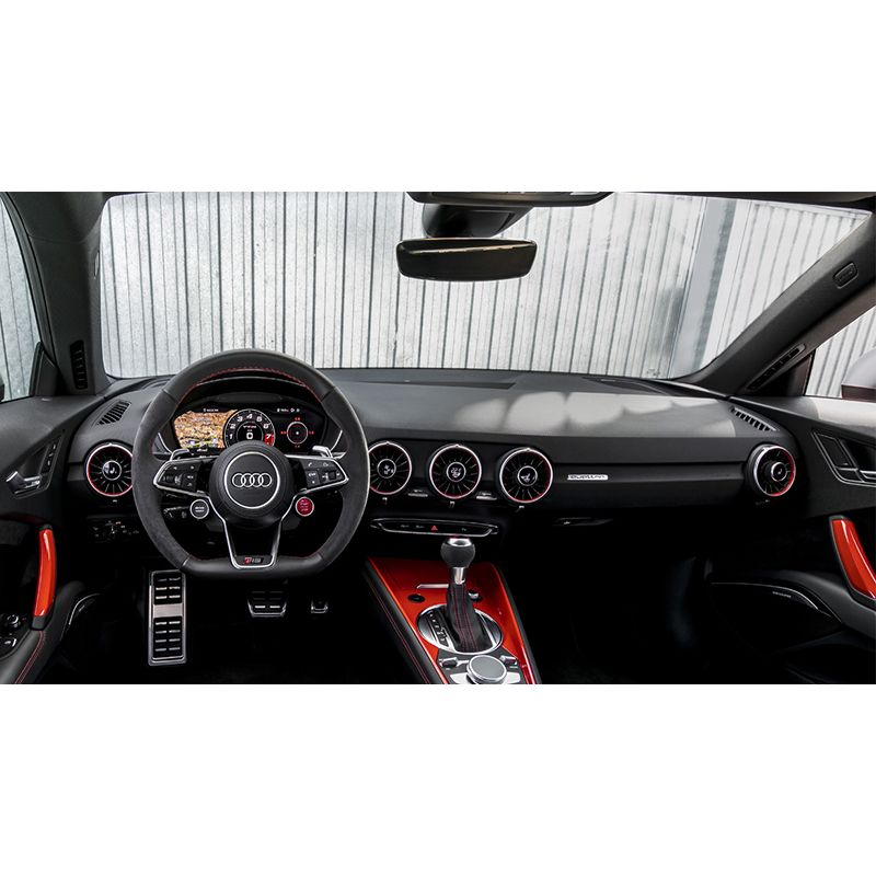 Защитное стекло на приборную панель Audi TT
