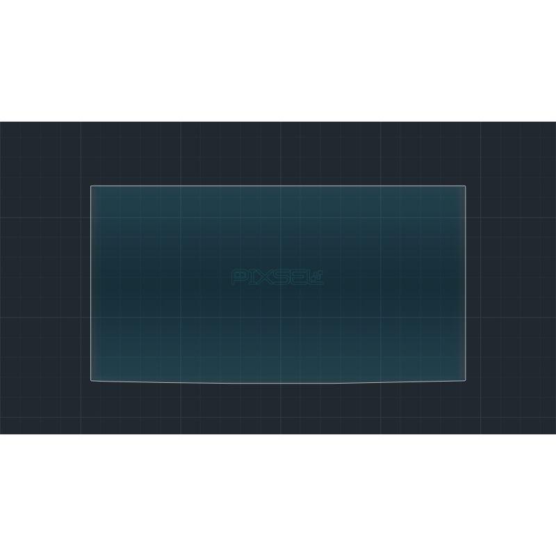 Защитное стекло на монитор Audi e-tron