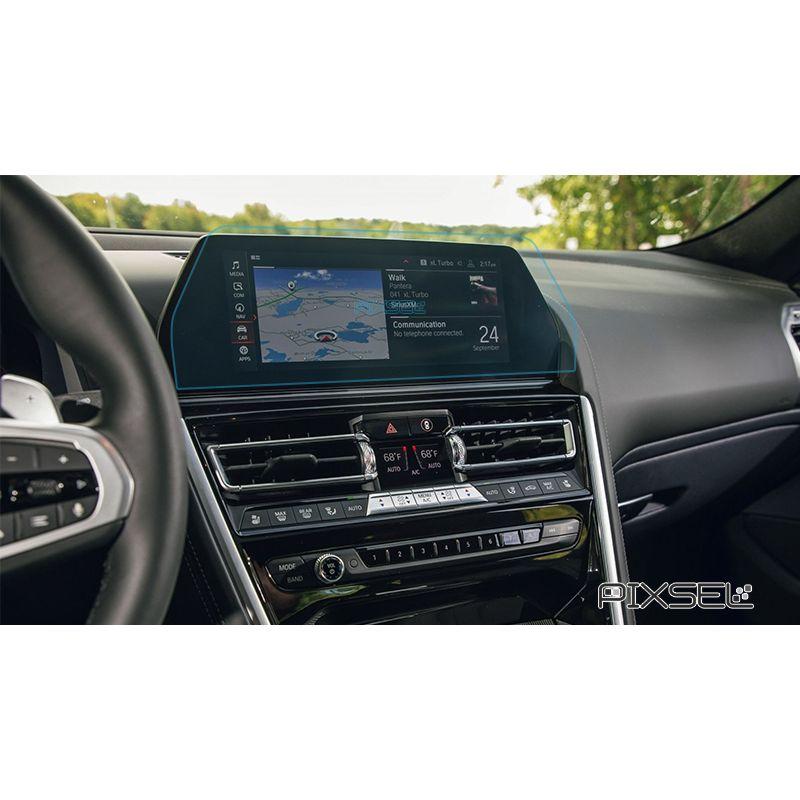 Защитное стекло на монитор BMW 8 / M8