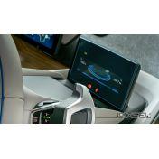 Защитное стекло на приборную панель BMW I3