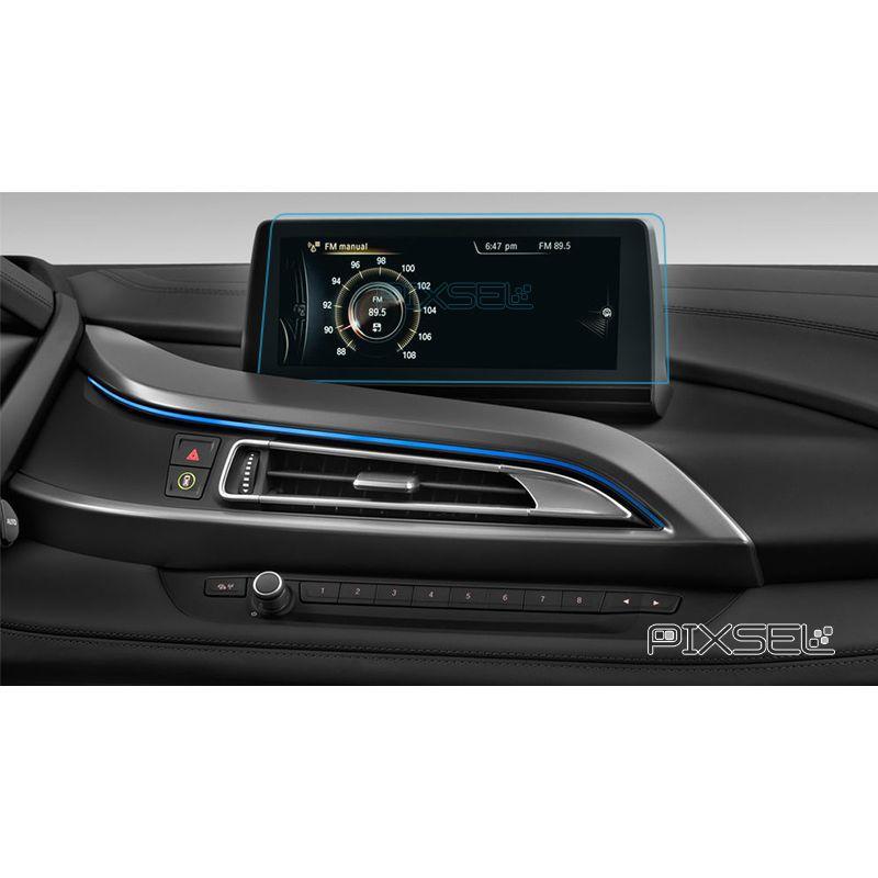 Защитное стекло на монитор BMW I8
