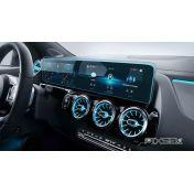 Защитное стекло на монитор Mercedes B-Class цельный