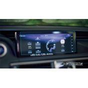 Защитное стекло на монитор Lexus IS