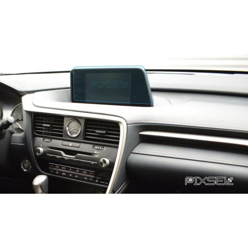 Защитное стекло на монитор Lexus RX маленький