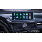 Защитное стекло на монитор Lexus RX Hybrid
