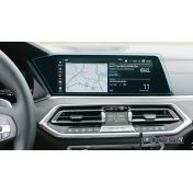 Защитное стекло на монитор BMW X6 / X6M