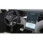 Защитное стекло на монитор Tesla Model S