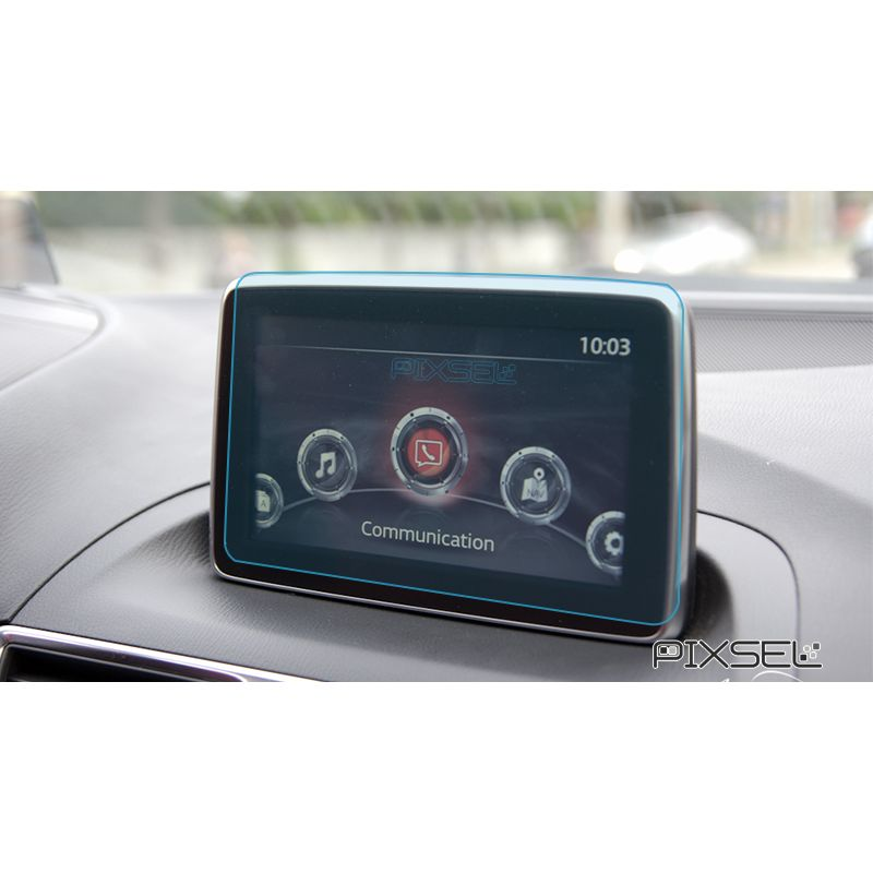 Защитное стекло на монитор Mazda 3