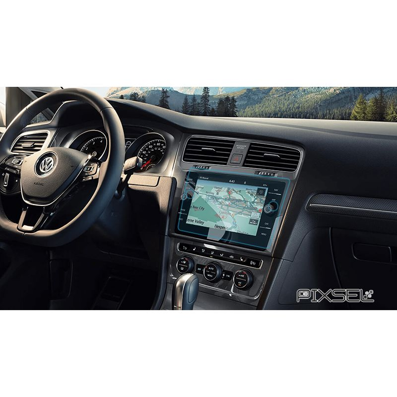 Защитное стекло на монитор Volkswagen Golf