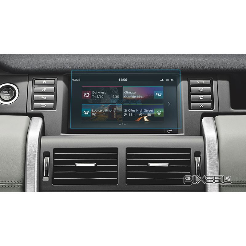 Защитное стекло на монитор Land Rover Discovery sport