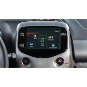 Защитное стекло на монитор Toyota Aygo
