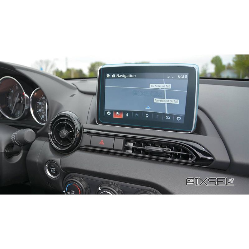 Защитное стекло на монитор Mazda MX5