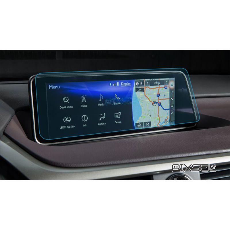Защитное стекло на монитор Lexus RX большой