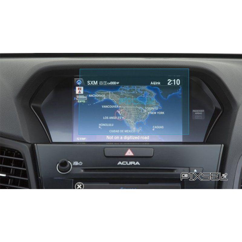 Защитное стекло на монитор Acura ILX верхний