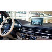 Защитное стекло на монитор Audi Q7 / SQ7 / RSQ7