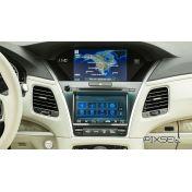 Защитное стекло на климат контроль Acura RLX
