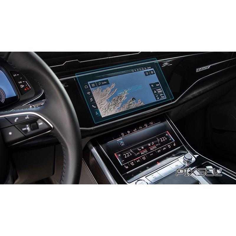 Защитное стекло на монитор Audi Q8 / SQ8 / RSQ8