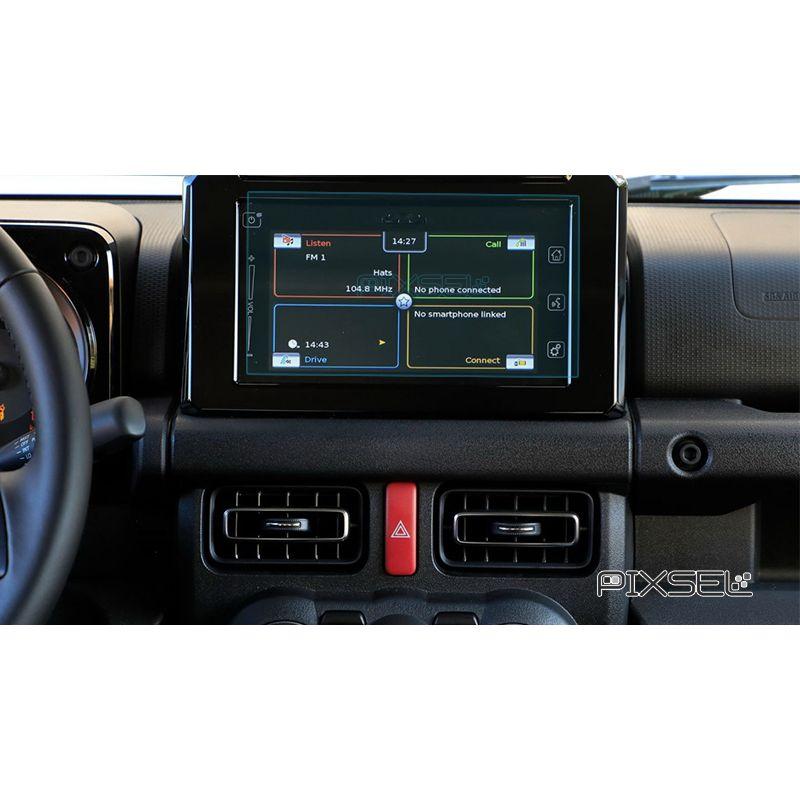 Защитное стекло на монитор Suzuki Jimny