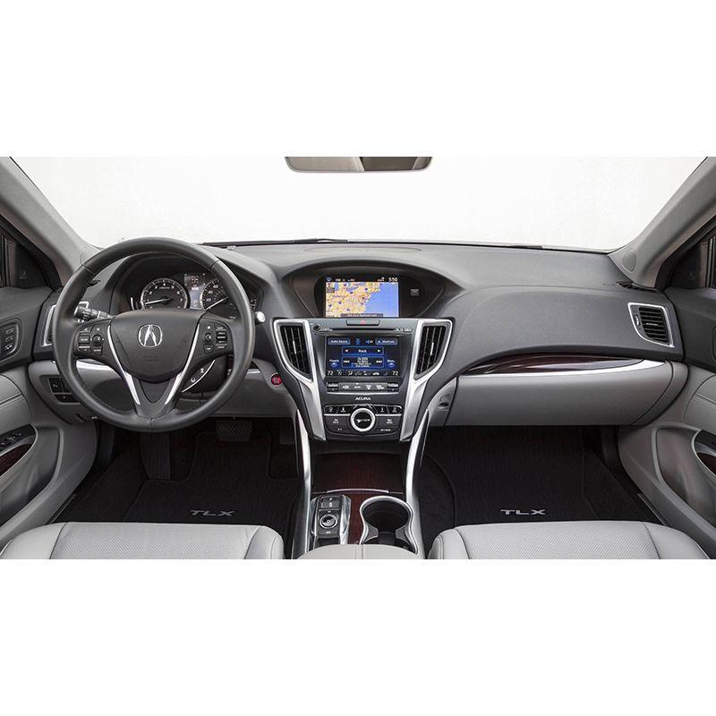 Защитное стекло на климат контроль Acura TLX