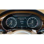 Защитное стекло на приборную панель для Bentley Continental GT