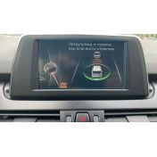Защитное стекло на монитор BMW 2 / M2 6.5' Coupe
