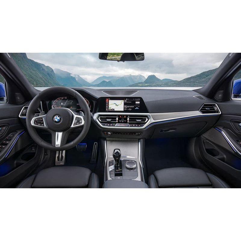 Защитное стекло на приборную панель BMW 3 без камеры