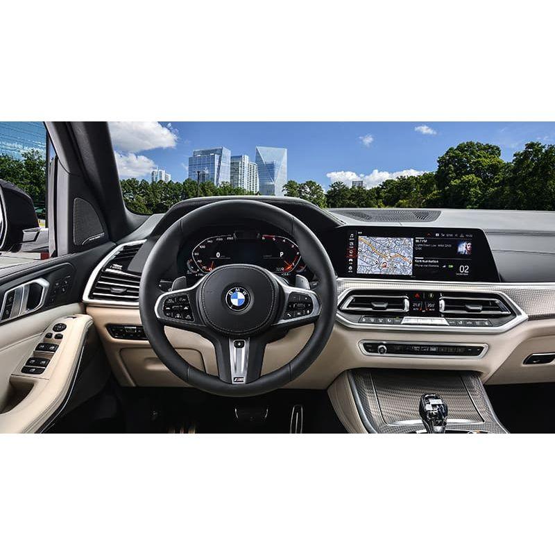 Защитное стекло на монитор BMW 4