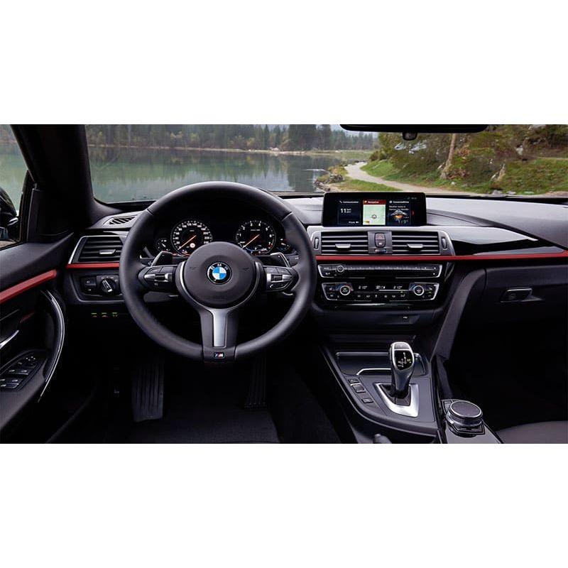 Защитное стекло на монитор BMW 4 / M4