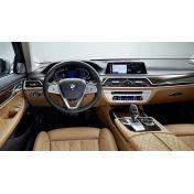 Защитное стекло на приборную панель BMW 7 / 7M