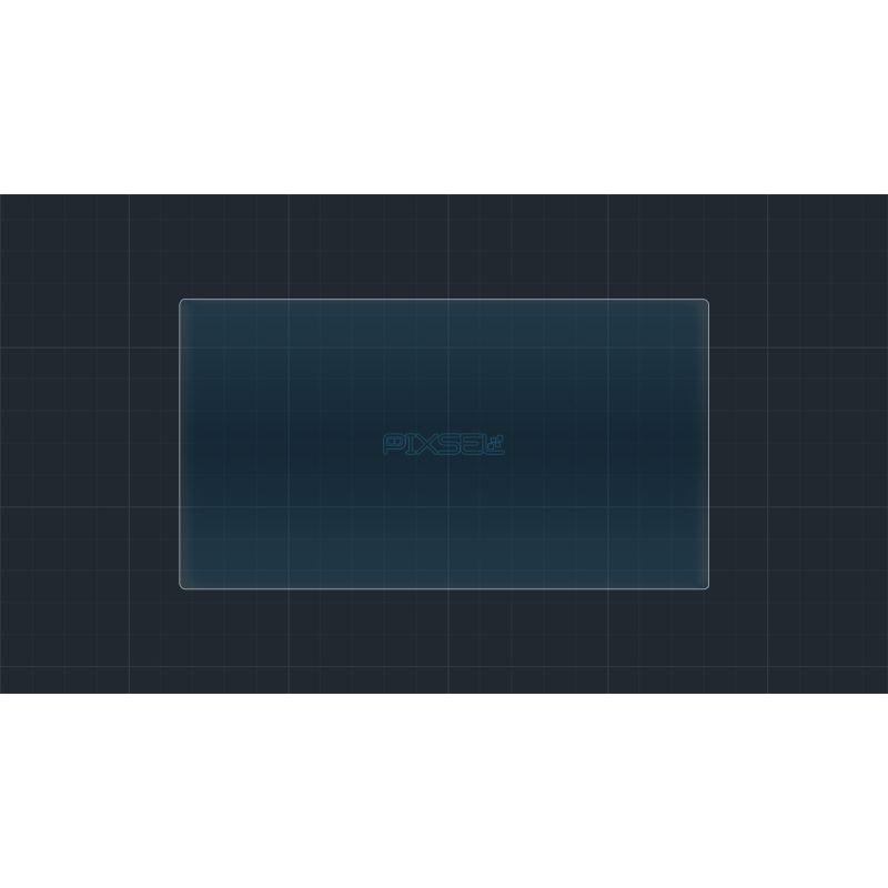 """Защитное стекло на монитор BMW X1 6,5"""""""
