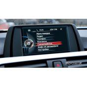 """Защитное стекло для монитора BMW X1 6.5"""""""