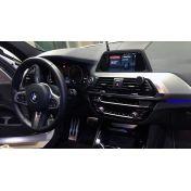 """Защитное стекло на монитор BMW X3 6.5"""""""