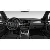 """Защитное стекло на монитор BMW X3 8"""""""