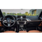 Защитное стекло на монитор BMW X3 / X3M