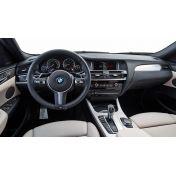 Защитное стекло на монитор BMW X4