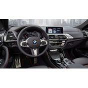 Защитное стекло на монитор BMW X4 / X4M
