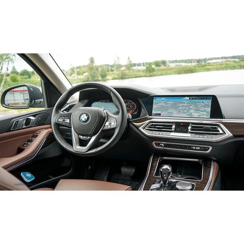 Защитное стекло на приборную панель BMW X5 / X5M без камеры