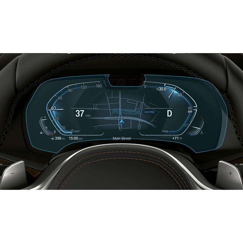 Защитное стекло на приборную панель BMW X6 / X6M с камерой