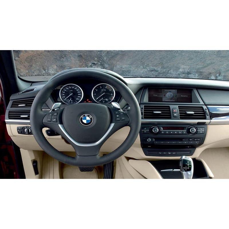 Защитное стекло на монитор BMW X6